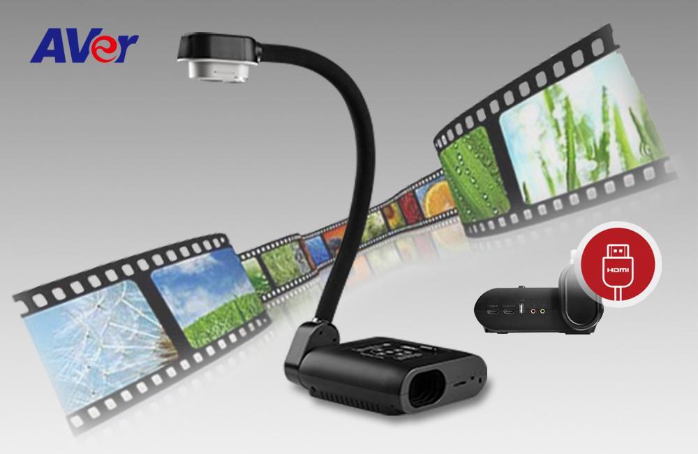 AVer Dokumentenkamera, Visualizer