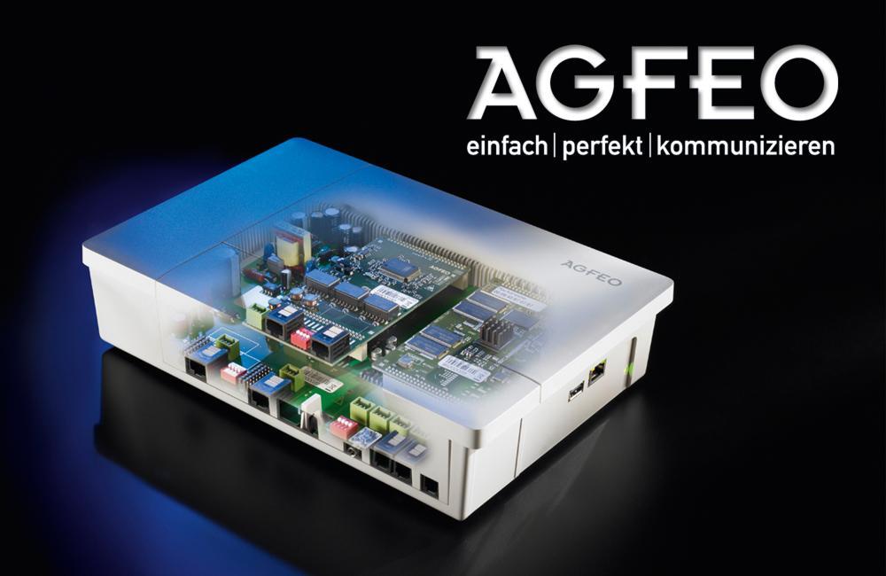 AGFEO Telefonanlagen ... einfach-perfekt-kommunizieren