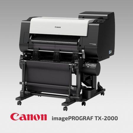 Image-Prograph-TX-2000 Großformat-Plotter