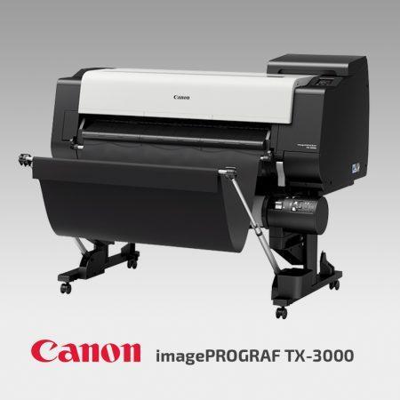 Image-Prograph-TX-3000 Großformat-Plotter