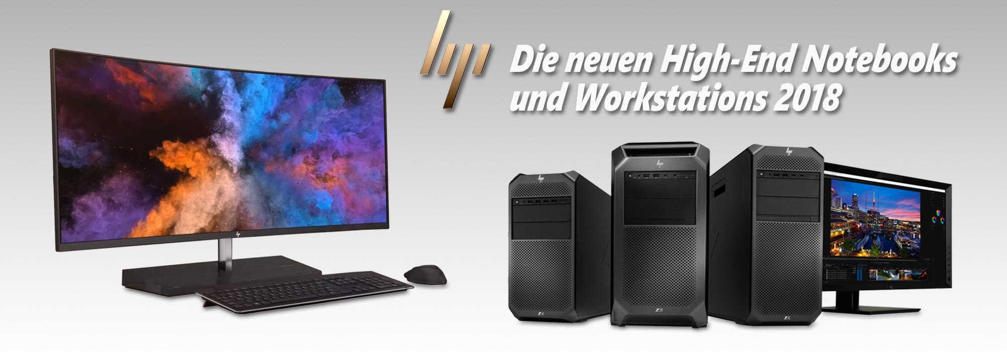 Die neuen High-End Notebooks, Clients, Workstations