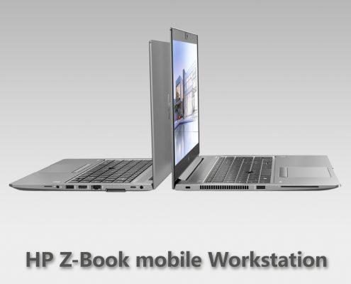 HP Z Book 14u 15u mobile Workstation